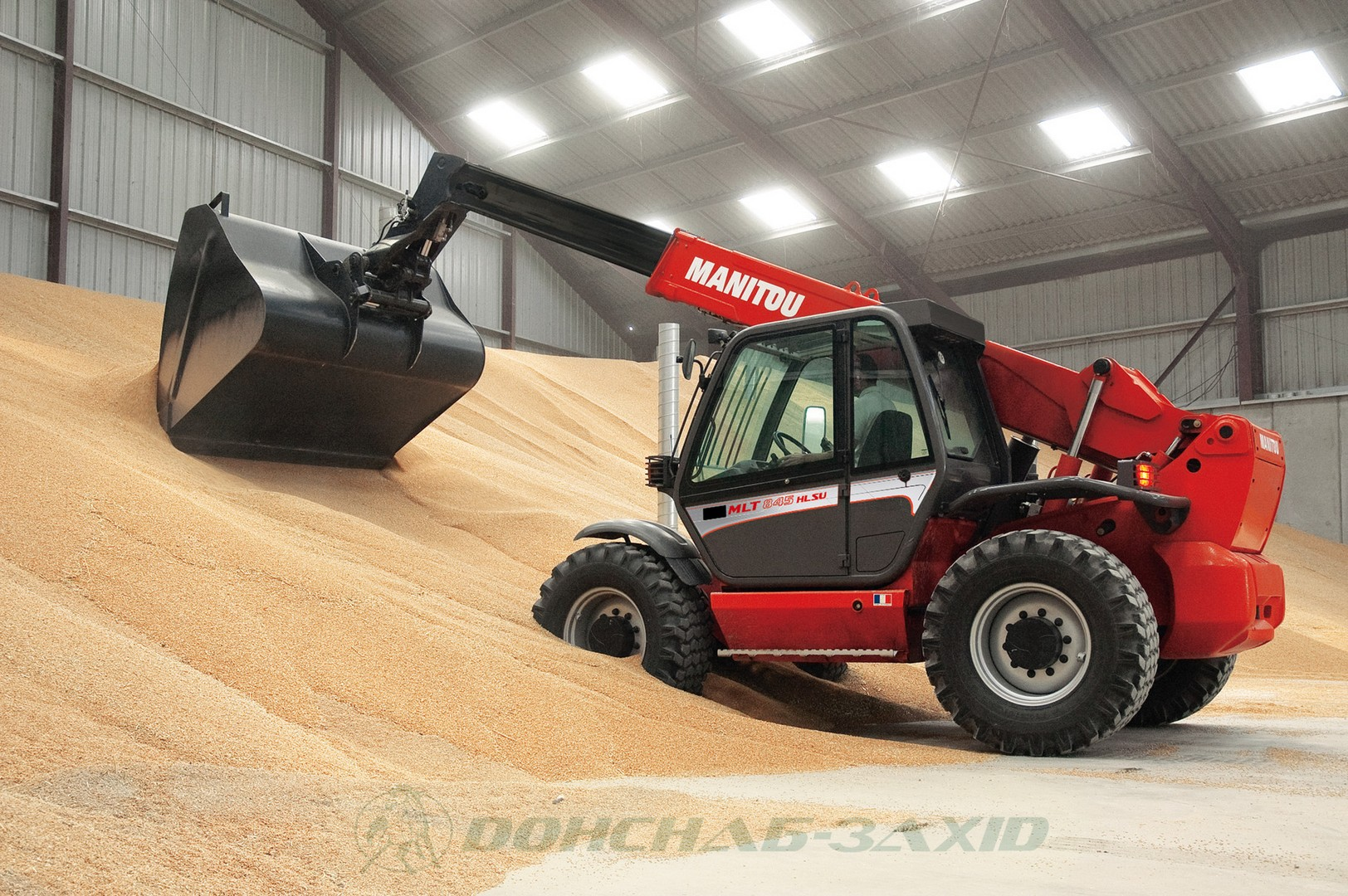 Manitou MLT-X 845 120 H