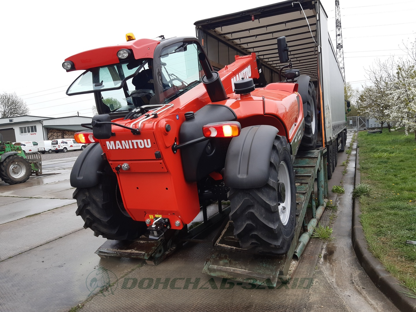 Supply of MANITOU equipment